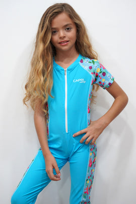 LEL07-Girl Long Jumpsuit - Fruit Mood - CAPRI LIFESTYLE READY MADE GARMENTS TRADING L.L.C