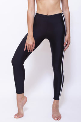 LLG10-Women Leggings with Side Lining - CAPRI LIFESTYLE READY MADE GARMENTS TRADING L.L.C