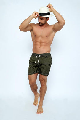 SH024-Men's BELSRI Swimshort With Side and Back Pocket - CAPRI LIFESTYLE READY MADE GARMENTS TRADING L.L.C