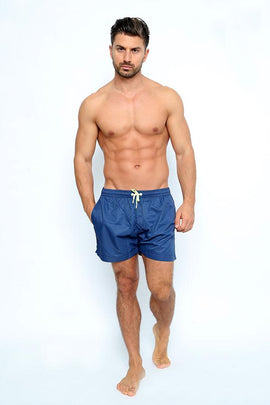 SHVI01-Men's Swimshort with Pocket - CAPRI LIFESTYLE READY MADE GARMENTS TRADING L.L.C