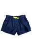 SHVI02-Boy's Tactel Plain Board Shorts with Pocket