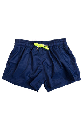 SHVI02-Boy's Tactel Plain Board Shorts with Pocket - CAPRI LIFESTYLE READY MADE GARMENTS TRADING L.L.C
