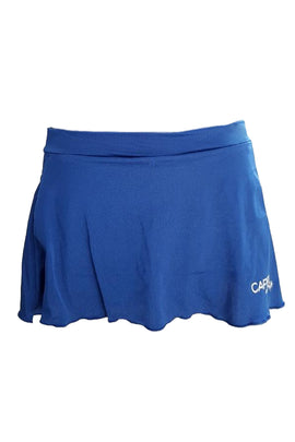 SK023-Girls Lycra Plain Skort - CAPRI LIFESTYLE READY MADE GARMENTS TRADING L.L.C