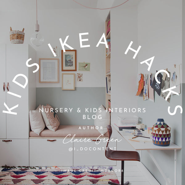 Ikea Hacks For Kids & Nursery - Ivar Cupboard, Play Kitchens etc