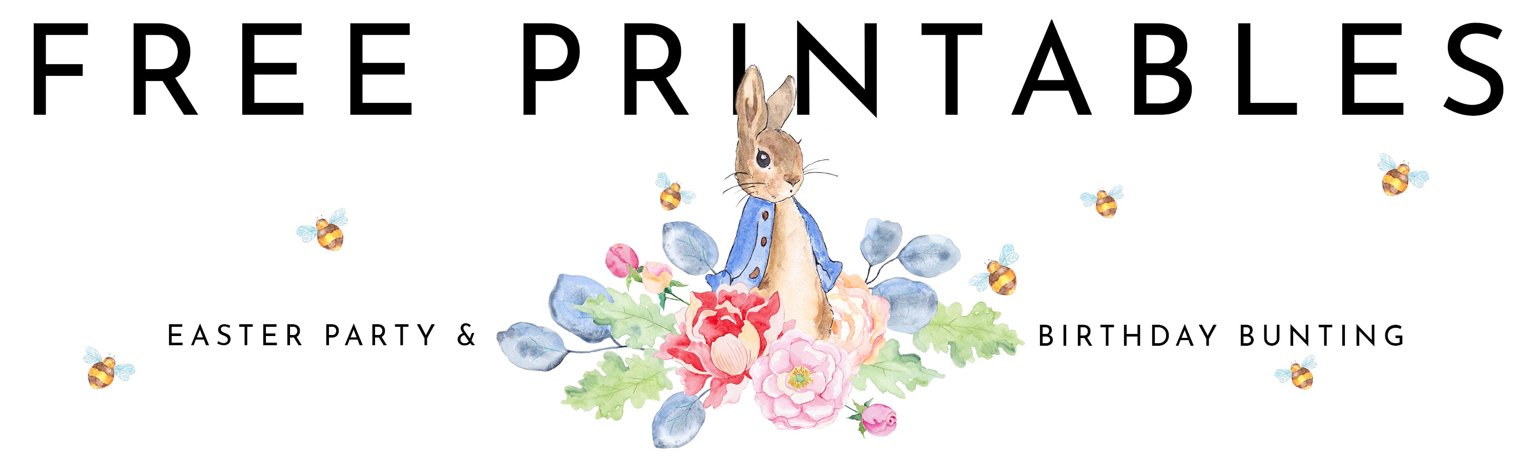 Free printables and digital downloads for kids