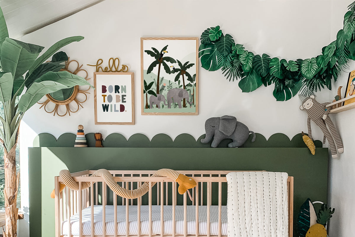 Boys Jungle Bedroom Cheaper Than Retail Price Buy Clothing Accessories And Lifestyle Products For Women Men
