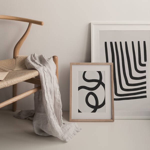 Modern Art - Part 4 |  Framed & Mounted Print