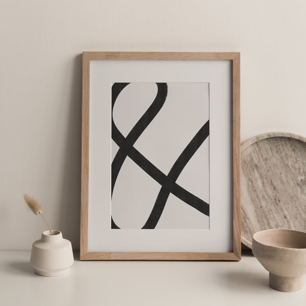 Modern Art - Part 1 |  Framed & Mounted Print