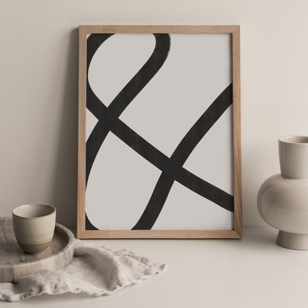 Modern Art - Part 1 |  Framed Print