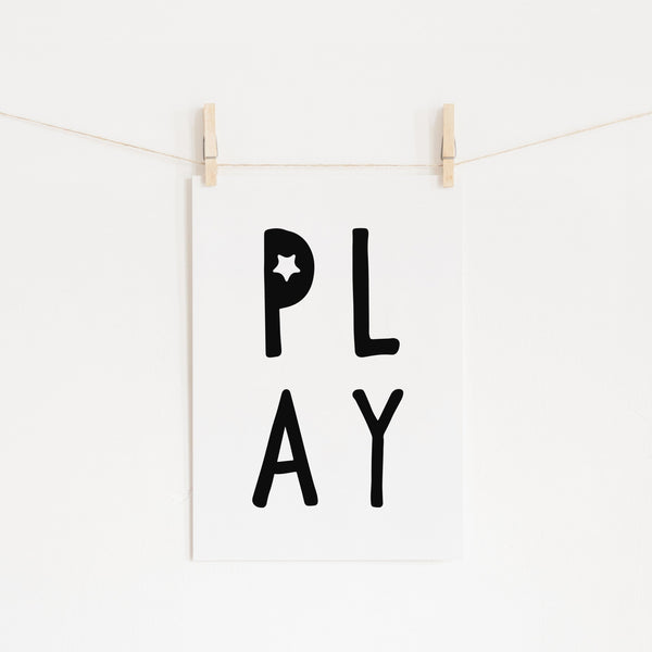 Play Quote |  Unframed