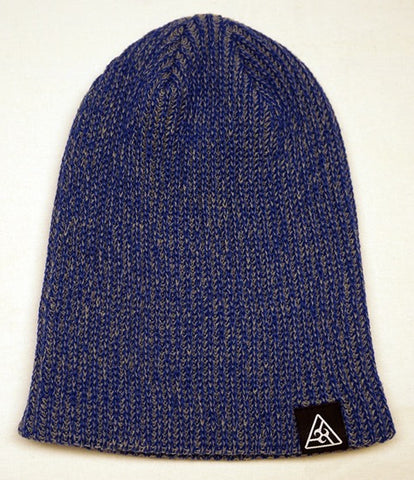 Triangle Slouch Beanie