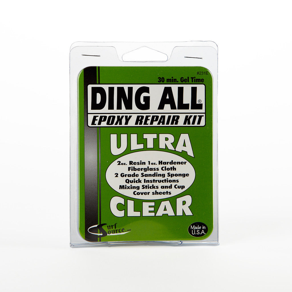 Ding All Epoxy Kit