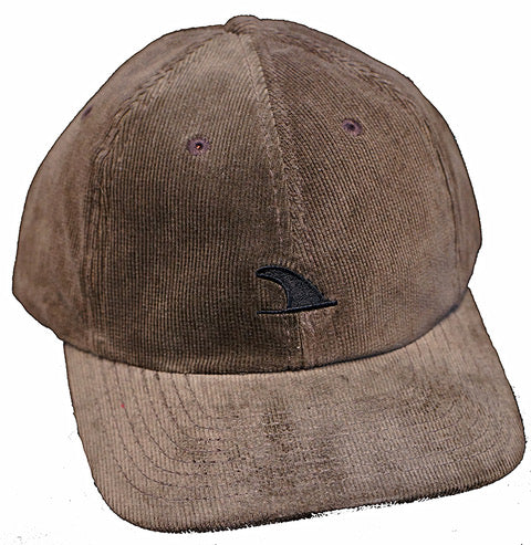 Cord Fin Dad Hat