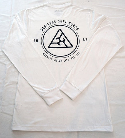 Basic Circle 16 Long Sleeve Tee