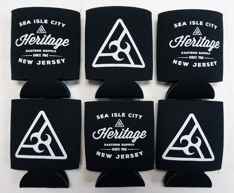 Heritage Coozie 6 Pack
