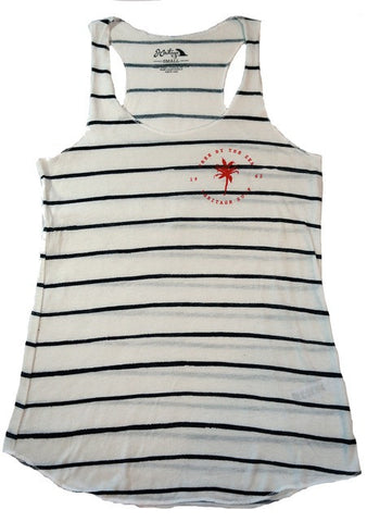 Free Palm Striped Tank
