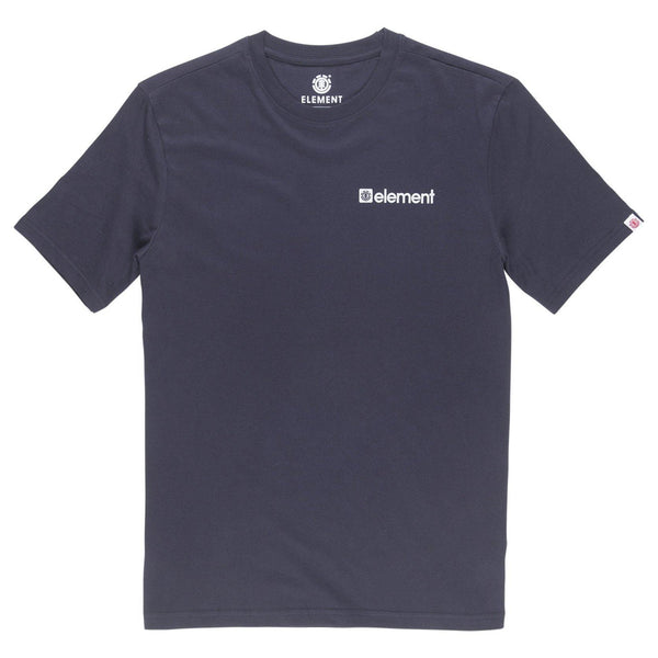 T-shirts - Element - Joint SS Boy // Eclipse Navy - Stoemp