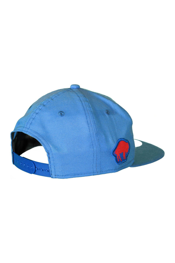 Cornflower Blue Retro Oxford  // Buffalo Bills // OTC Casquettes & hats New Era