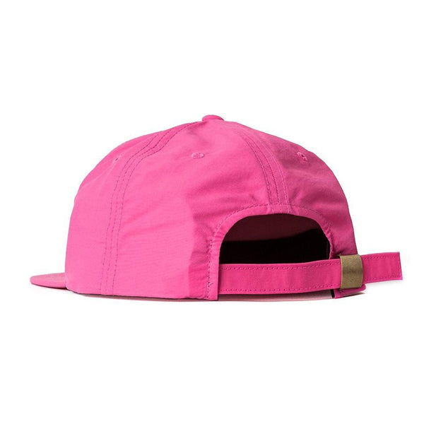 Hot Pink Oxford Nylon Strapback Cap // Hot Pink Casquettes & hats Stussy
