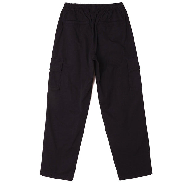 Easy Big Boy Cargo Pant // Black