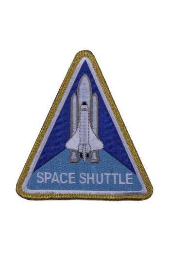 Midnight Blue NASA Space Shuttle Morale Patch Autres Rothco