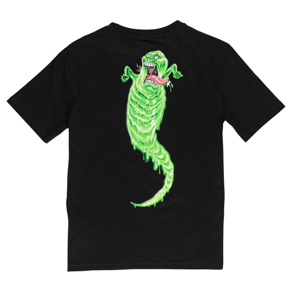 T-shirts - Element - Goop SS Boy // Ghostbusters x Element // Flint Black - Stoemp