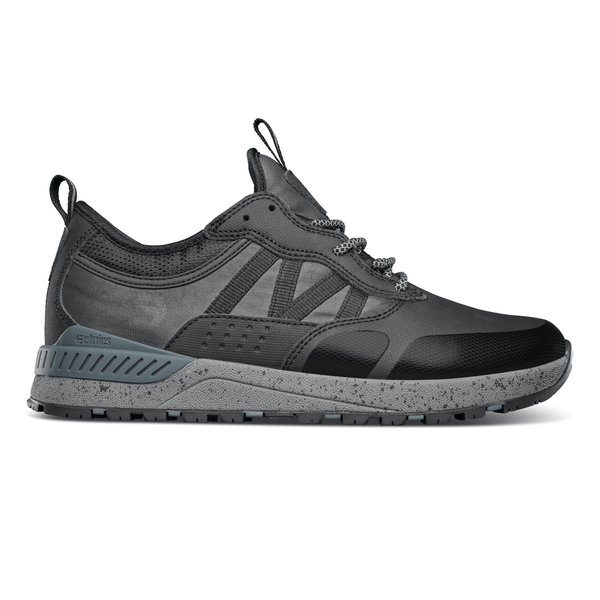 Dark Slate Gray Sultan SCW F20 // Black/Black/Reflective Sneakers Etnies