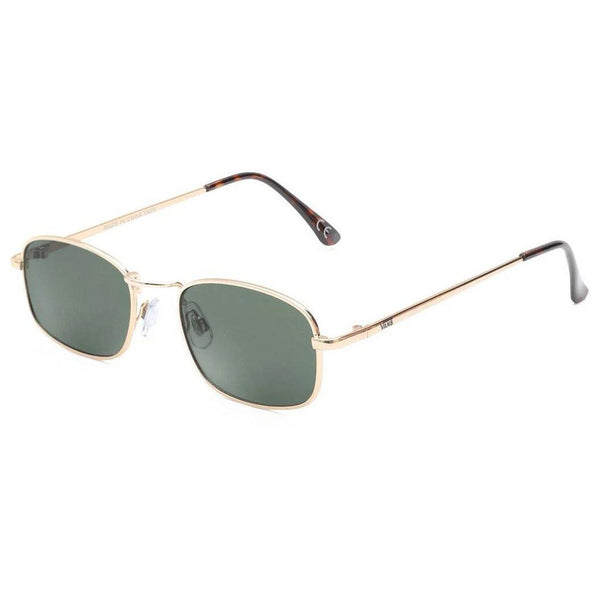 Four-Square Sunglasses // Gold