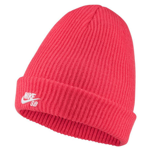 Fisherman Beanie // LT Fusion Red/White