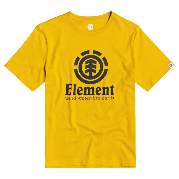 T-shirts - Element - Vertical SS Boy // Old Gold - Stoemp