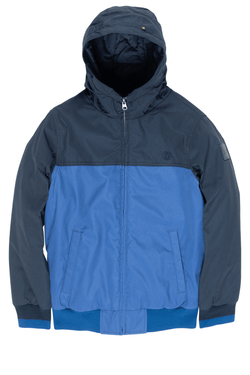 Steel Blue Dulcey 2 Tones Boy // True Navy Vestes Element