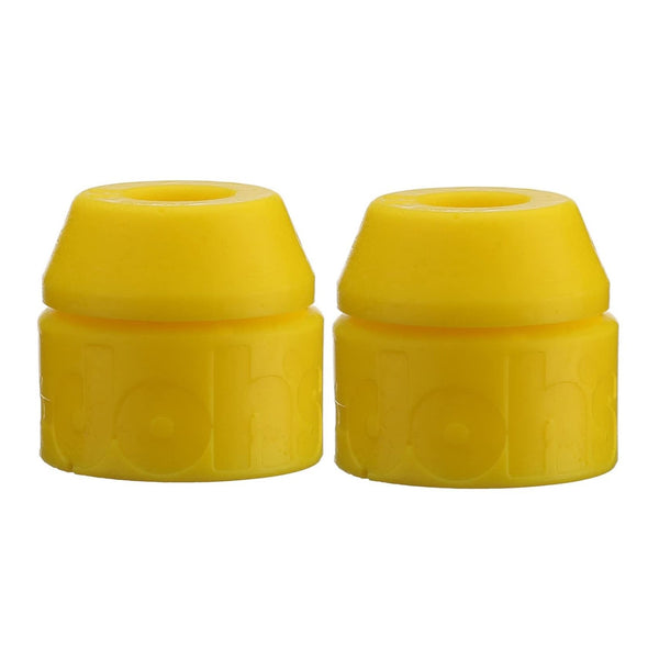 Dark Goldenrod Doh-doh Bushing // Yellow // 92a Visseries Shorty's