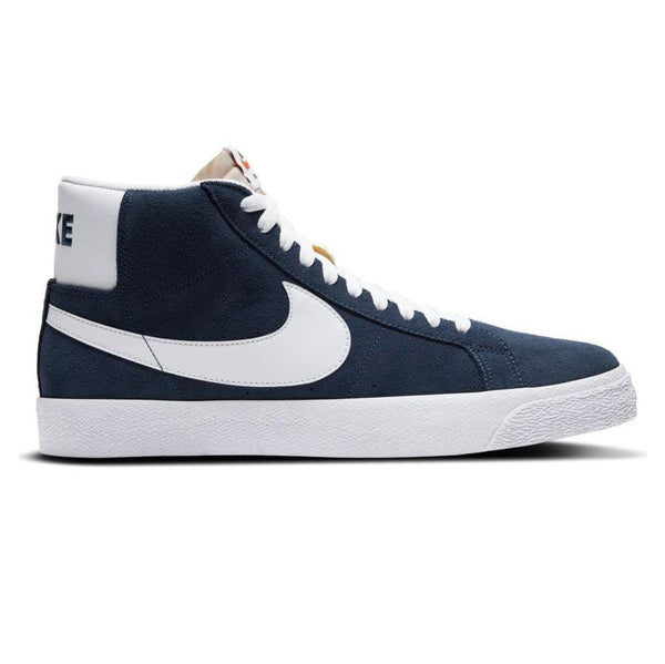 Zoom Blazer Mid // Navy/White-Black
