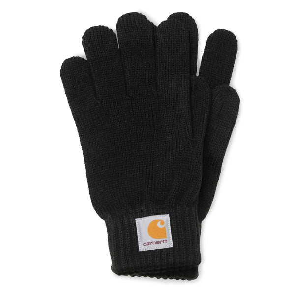 Black Watch Gloves // Black Gants Carhartt WIP