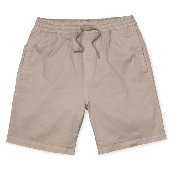 Dark Gray Lawton Short // Wall Shorts Carhartt WIP