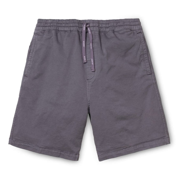 Dim Gray Lawton Short // Decent Purple Shorts Carhartt WIP