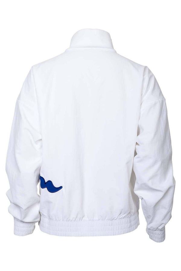 Midnight Blue Jacket // White // 111659 Vestes Champion Reverse Weave