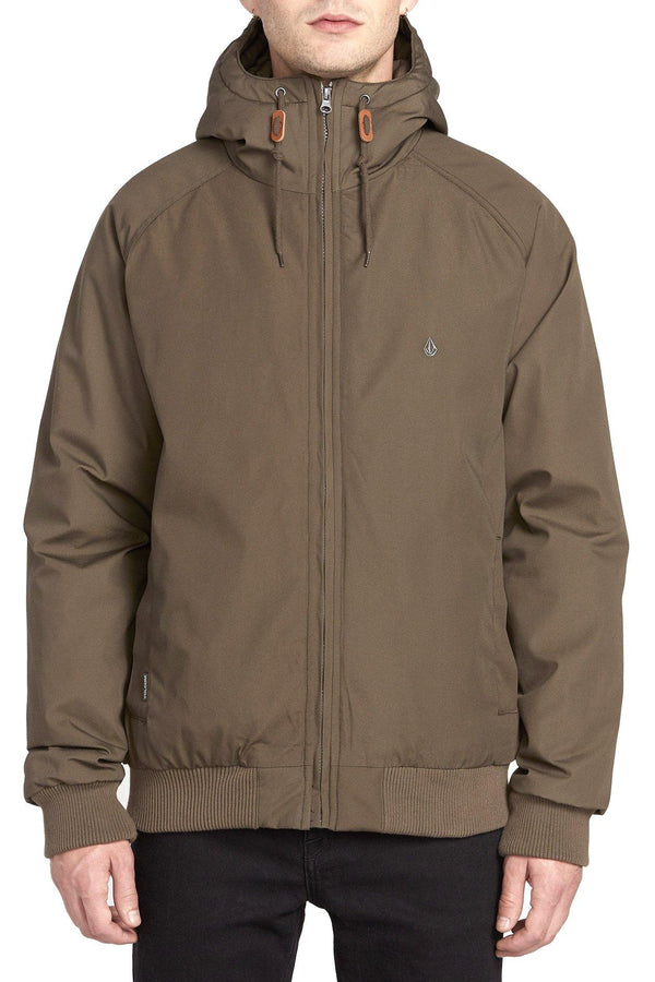Hernan 5K Jacket // Major Brown