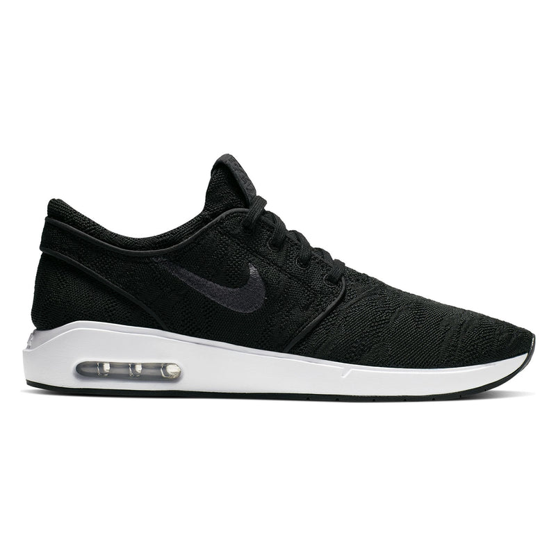 Black Air Max Stefan Janoski 2 // Black/Anthracite Sneakers Nike SB
