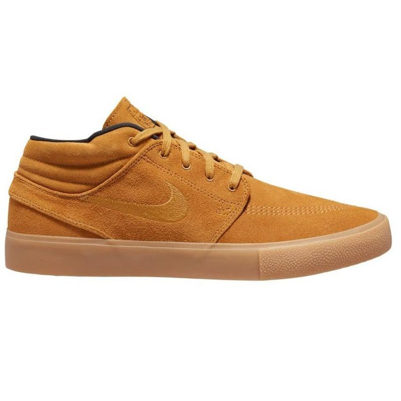 Sienna Stefan Janoski Mid RM // Weath/Light Brown Sneakers Nike SB
