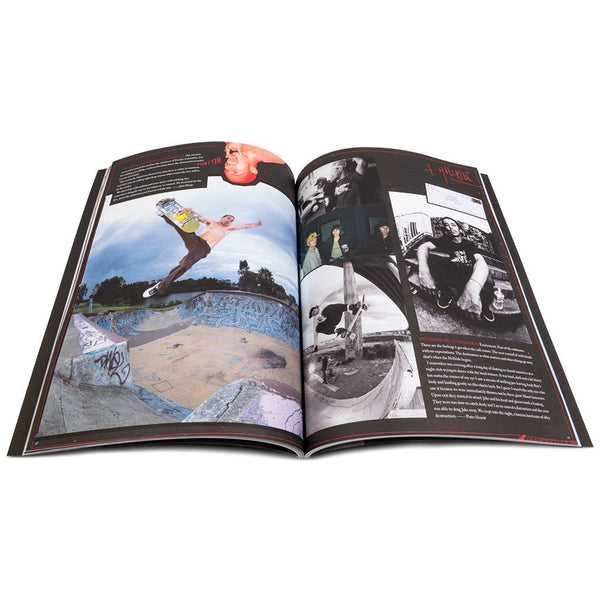Dark Gray Magazine Angel Dust Livres Thrasher
