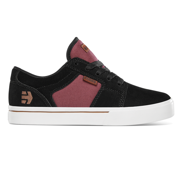 Barge LS Kids // Black/Red
