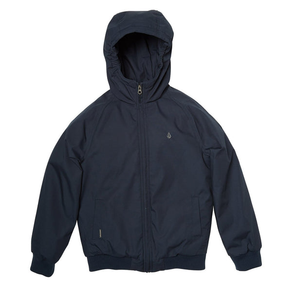 Dark Slate Gray Hernan 5K Jacket Youth // Navy Vestes Volcom
