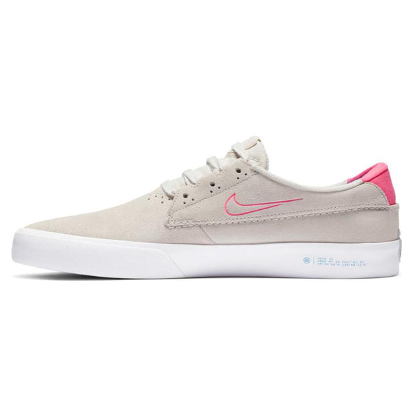Gray Shane T // Summit White/Racer Blue/Pink Blast Sneakers Nike SB