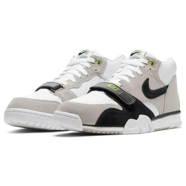 Gray Air Trainer 1 // Medium Grey/Black Sneakers Nike SB