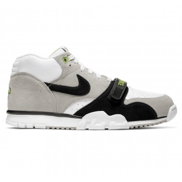 Black Air Trainer 1 // Medium Grey/Black Sneakers Nike SB