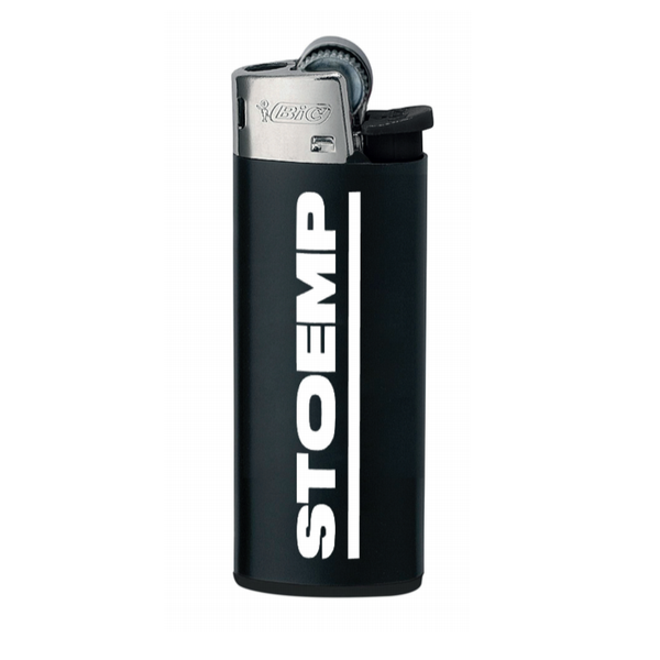 Autres - Stoemp - Mini Lighter BIC Stoemp // Black - Stoemp