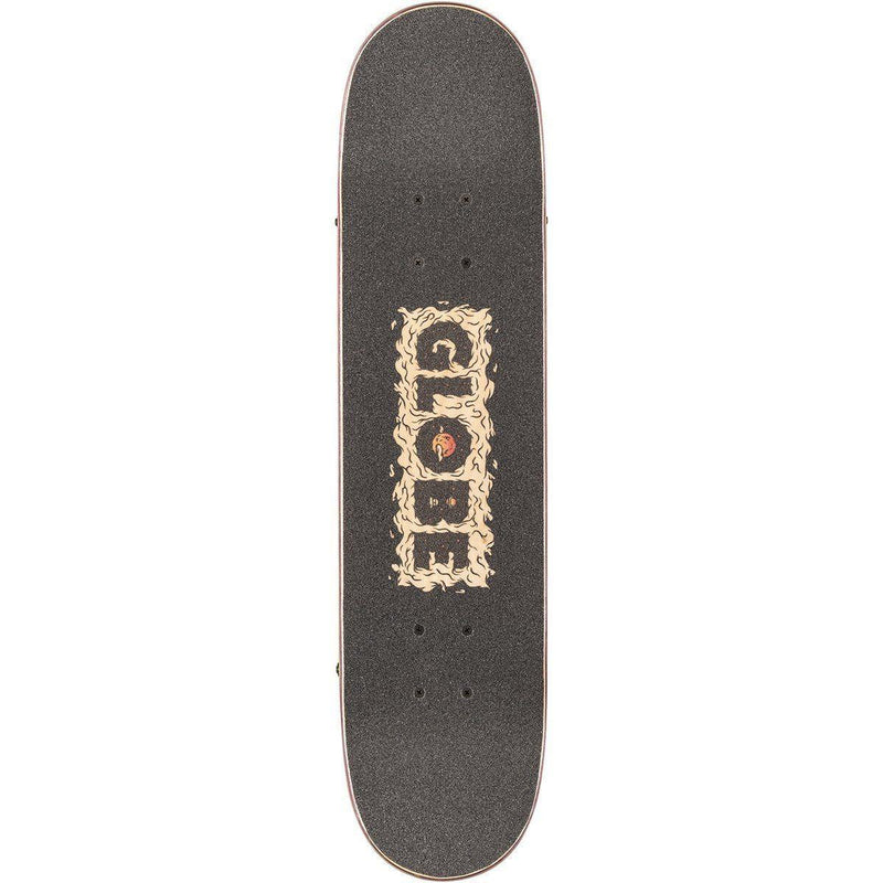 Dark Slate Gray Celestial Growth Mini // Brown // 7.0 Skates complets Globe