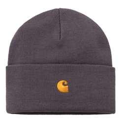 Bonnets - Carhartt WIP - Chase Beanie // Provence/Gold - Stoemp