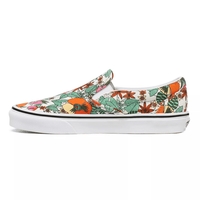 Classsic Slip-On (Multi Tropic) // Bit Of Blue/True White
